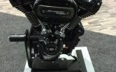 """""""Harley-Davidson"""" pristato naujus galingus turistinius motociklus - """"Milwaukee-Eight"""""""
