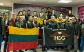 Geltona. Žalia. Raudona. Kartingų turnyras LT100