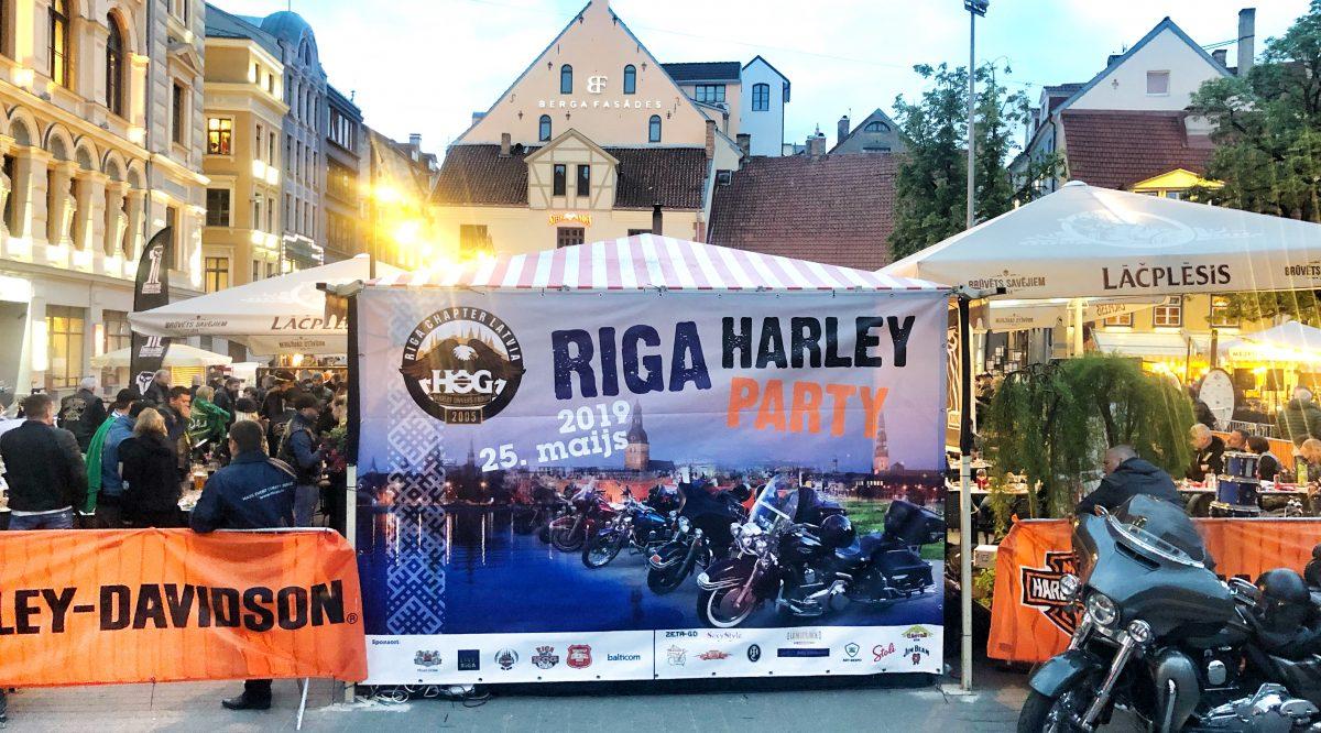 (NE)Eilinis HOG Riga Chapter Latvia 14-tas gimtadienis!