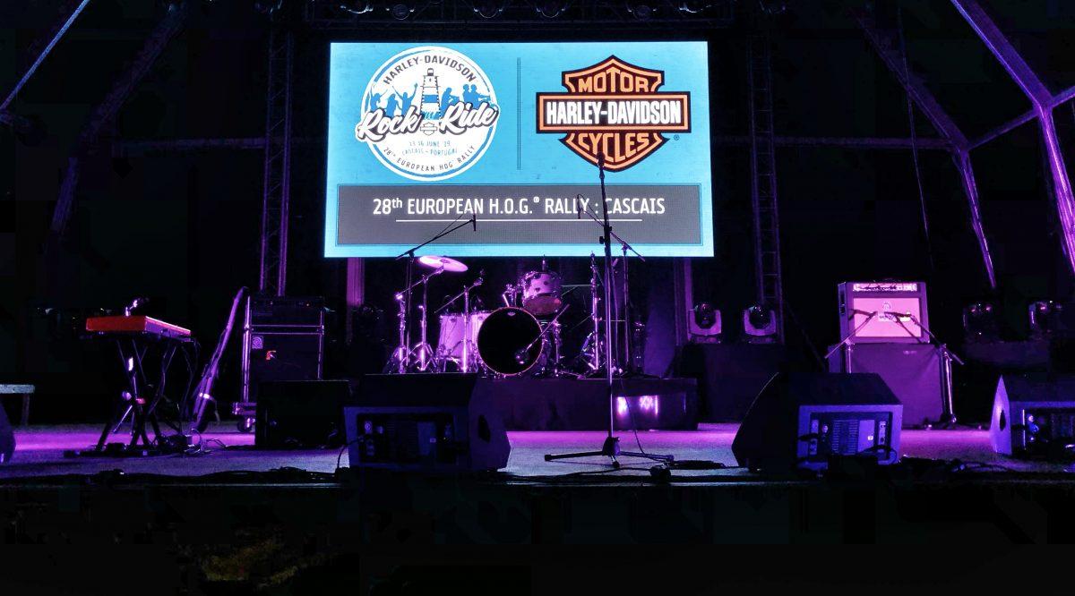 Keliauti yra gera, o su motociklu ir draugais -  dar geriau! (Audrius S.) HOG Rally 28th Cascais 2019!